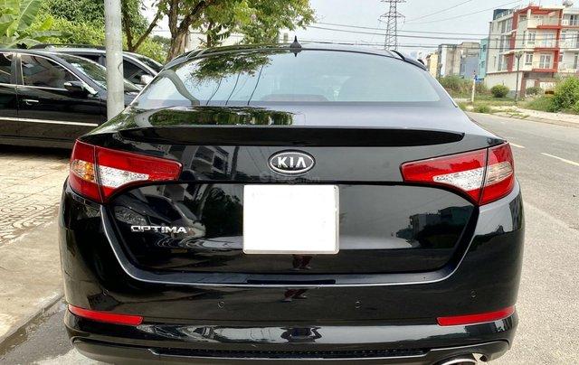 Cần bán xe Kia Optima năm ĐK 2013, màu đen, nhập khẩu nguyên chiếc5
