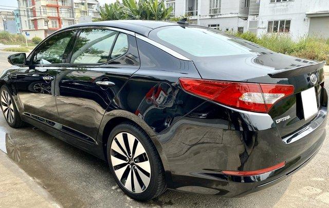Cần bán xe Kia Optima năm ĐK 2013, màu đen, nhập khẩu nguyên chiếc6