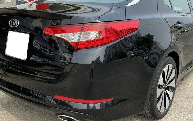 Cần bán xe Kia Optima năm ĐK 2013, màu đen, nhập khẩu nguyên chiếc9