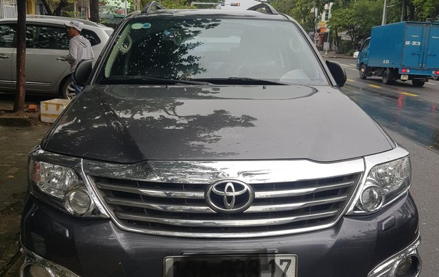 Bán xe Toyota Fortuner sản xuất 20140