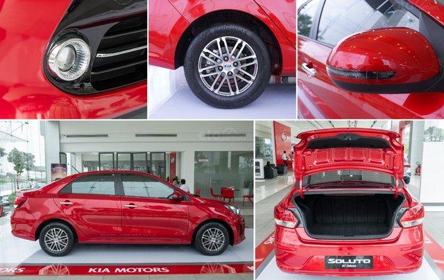 Kia Soluto 1.4MT - Mẫu sedan hạng B tối ưu nhất, kinh tế nhất cho khách hàng kinh doanh vận tải2