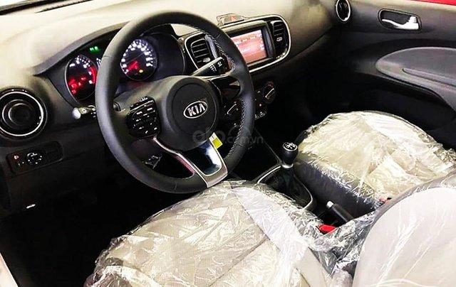 Kia Soluto 1.4MT - Mẫu sedan hạng B tối ưu nhất, kinh tế nhất cho khách hàng kinh doanh vận tải5