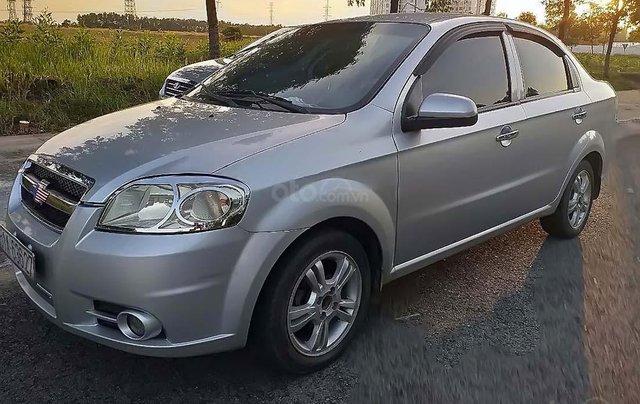 Bán ô tô Chevrolet Aveo Lt đời 2013, màu bạc như mới, giá 217tr0