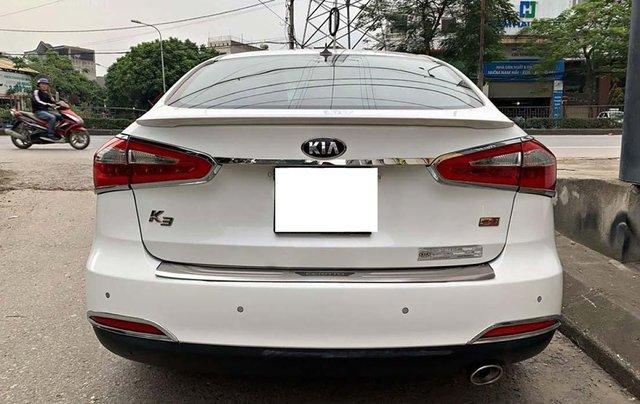 Cần bán Kia K3 2.0 AT năm sản xuất 2014, màu trắng1