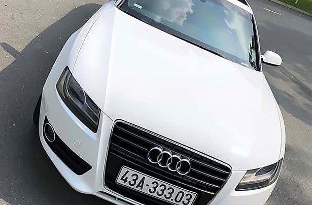 Cần bán Audi A5 A5 2.0 T đời 2010, màu trắng, xe nhập0