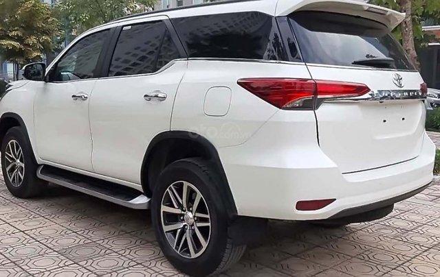Bán Toyota Fortuner năm 2018, màu trắng, nhập khẩu, chính chủ1