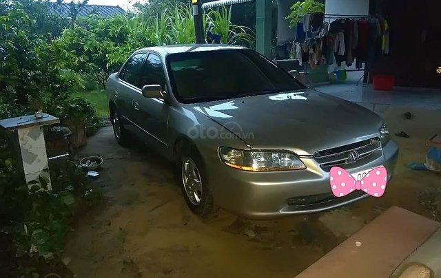 Cần bán lại xe cũ Honda Accord 2.3 AT đời 1998, nhập khẩu0