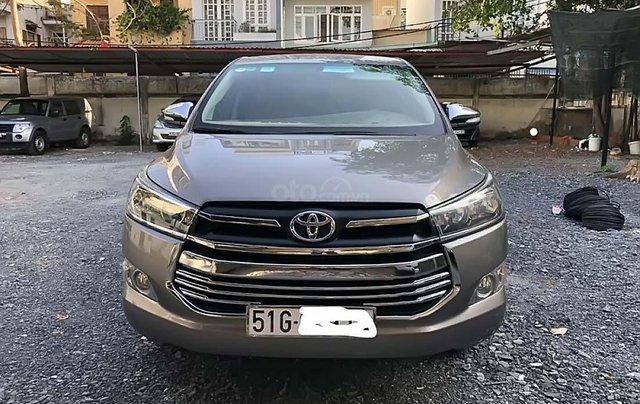 Bán xe Toyota Innova G đời 2017 xe gia đình, 690tr0