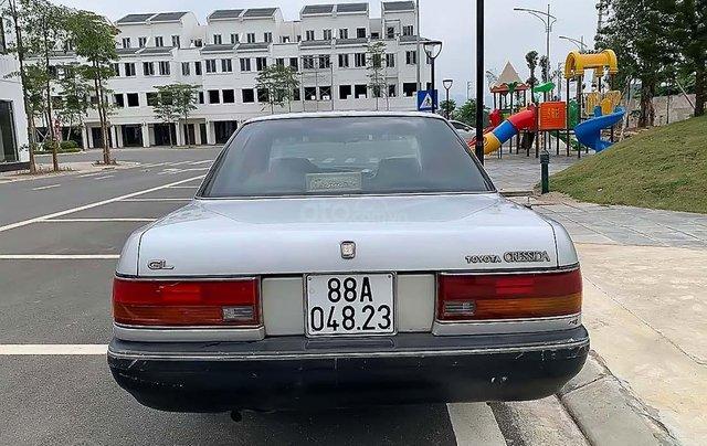 Cần bán xe Toyota Cressida đời 1993, màu bạc, giá chỉ 55 triệu1