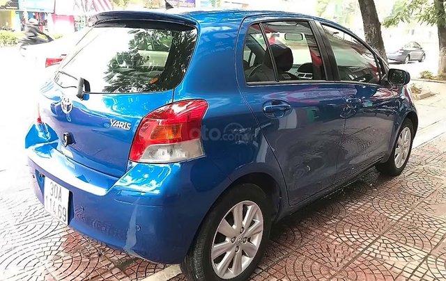 Cần bán gấp Toyota Yaris 1.3 năm sản xuất 2010, màu xanh lam, nhập khẩu Nhật Bản chính chủ, 382 triệu1