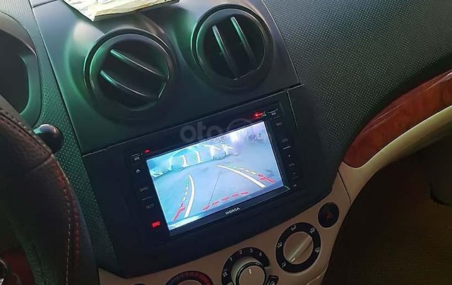 Bán ô tô Daewoo Gentra 1.5 MT đời 2009, màu đen xe gia đình1