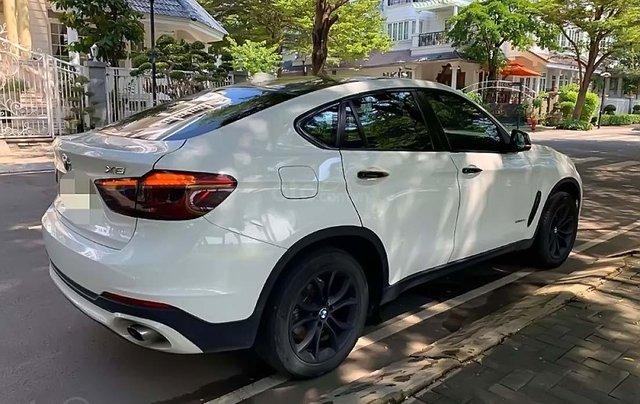 Cần bán gấp BMW X6 2014, màu trắng, xe nhập1