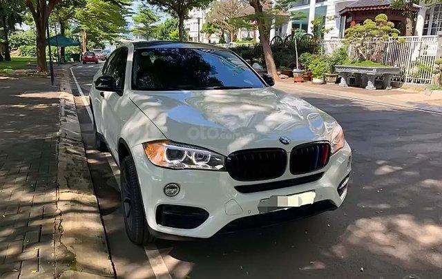 Cần bán gấp BMW X6 2014, màu trắng, xe nhập0