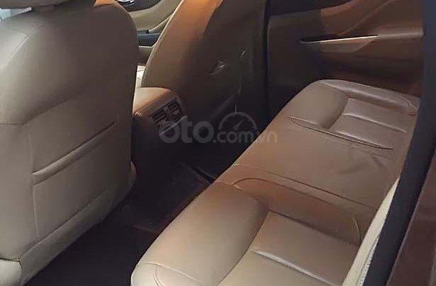 Bán Nissan Navara đời 2017, màu nâu, xe nhập như mới1