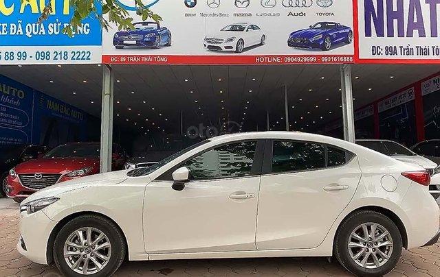 Cần bán Mazda 3 sản xuất 2019, màu trắng0