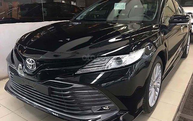 Cần bán xe Toyota Camry 2.5Q năm 2019, màu đen1
