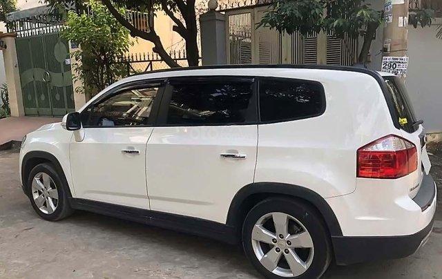 Bán Chevrolet Orlando LTZ sản xuất 2017, màu trắng còn mới, 486tr1
