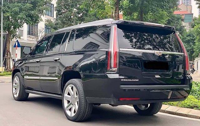 Bán Cadillac Escalade Platium năm 2015, màu đen, xe nhập như mới1
