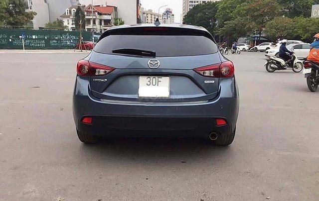 Cần bán Mazda 3 1.5AT đời 2016, màu xanh lam, 579 triệu1