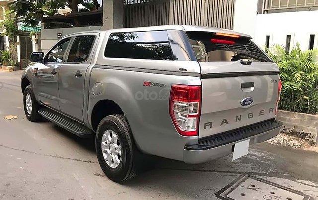 Bán Ford Ranger XLS 2.2L 4x2 MT đời 2018, màu bạc, nhập khẩu 1
