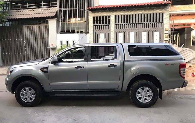 Bán Ford Ranger XLS 2.2L 4x2 MT đời 2018, màu bạc, nhập khẩu 0