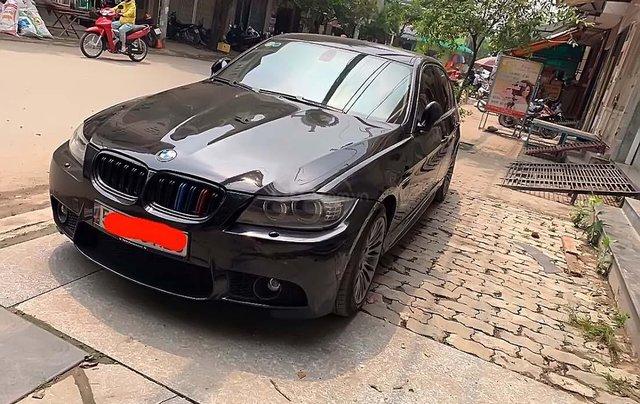Bán BMW 320i năm 2010, màu đen, nhập khẩu0