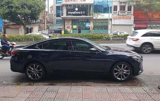 Bán xe Mazda 6 2.0 prenium 2018, màu xanh lam, biển thành phố1