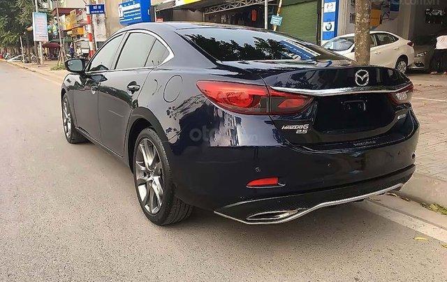 Bán Mazda 6 đời 2018, màu xanh lam, giá tốt1