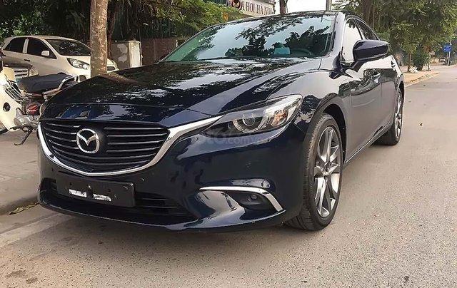 Bán Mazda 6 đời 2018, màu xanh lam, giá tốt0