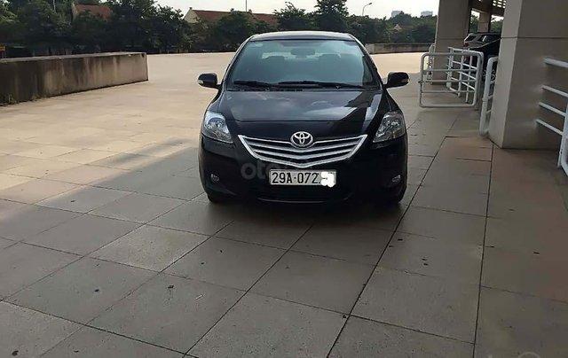 Bán xe Toyota Vios E năm sản xuất 2012, màu đen chính chủ, 265 triệu0