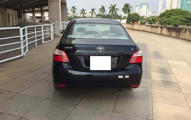 Bán xe Toyota Vios E năm sản xuất 2012, màu đen chính chủ, 265 triệu1
