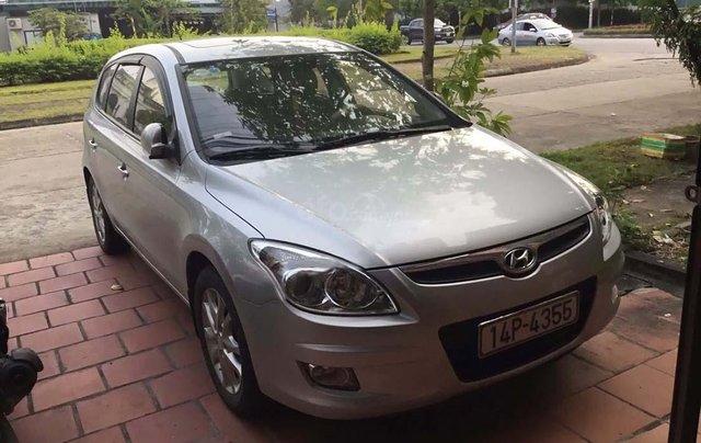Bán Hyundai i30 đời 2010, màu bạc, xe nhập 0
