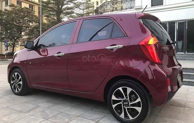 Bán Kia Morning Van 1.0 AT sản xuất 2015, màu hồng, nhập khẩu 1