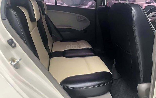 Cần bán lại xe Kia Morning 2015, màu kem (be), nhập khẩu nguyên chiếc, giá 279tr1