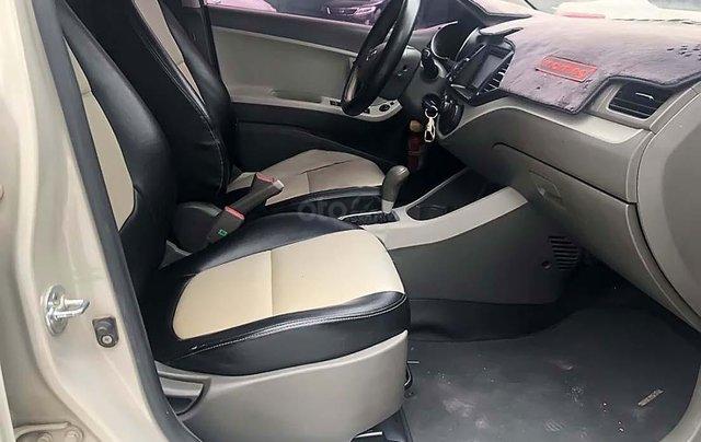 Cần bán lại xe Kia Morning 2015, màu kem (be), nhập khẩu nguyên chiếc, giá 279tr4