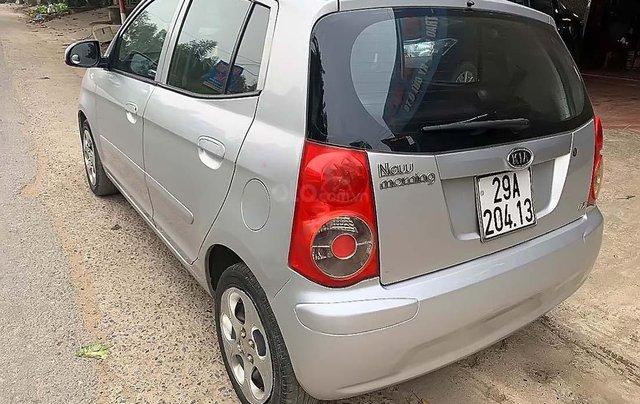 Cần bán xe Kia Morning Mt đời 2011, màu bạc, giá chỉ 146 triệu3