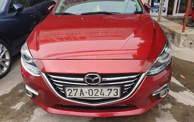 Bán xe Mazda 3 2015, màu đỏ1