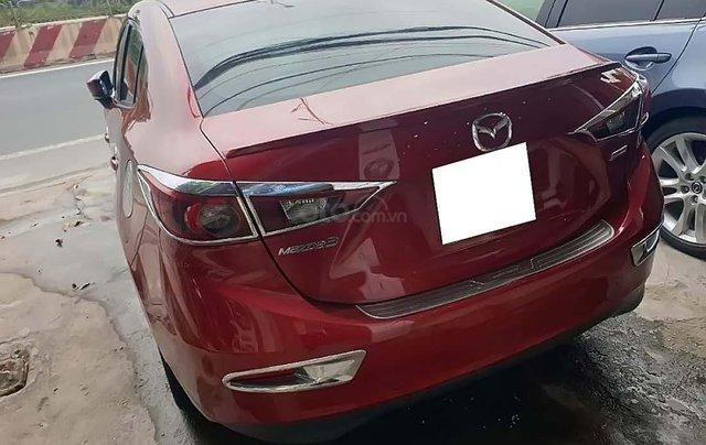 Bán xe Mazda 3 2015, màu đỏ3