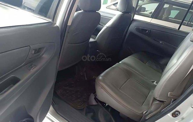 Cần bán lại xe cũ Toyota Innova 2.0 đời 2012, màu bạc, giá 320tr4
