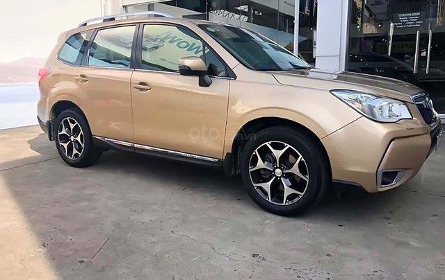 Bán Subaru Forester 2.0 sản xuất năm 2013, xe nhập0