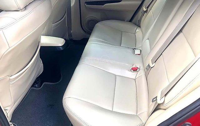 Cần bán Toyota Vios 1.5E CVT năm sản xuất 2019, màu đỏ, xe còn mới1