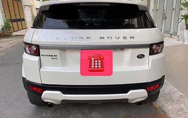 Bán LandRover Range Rover Evoque đời 2015, màu trắng, nhập khẩu, số tự động4