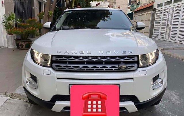 Bán LandRover Range Rover Evoque đời 2015, màu trắng, nhập khẩu, số tự động0