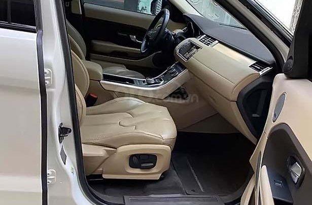 Bán LandRover Range Rover Evoque đời 2015, màu trắng, nhập khẩu, số tự động2