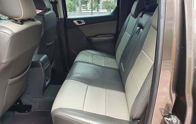 Bán Mazda BT 50 2.2L 4x4 MT 2016, màu nâu, nhập khẩu 1