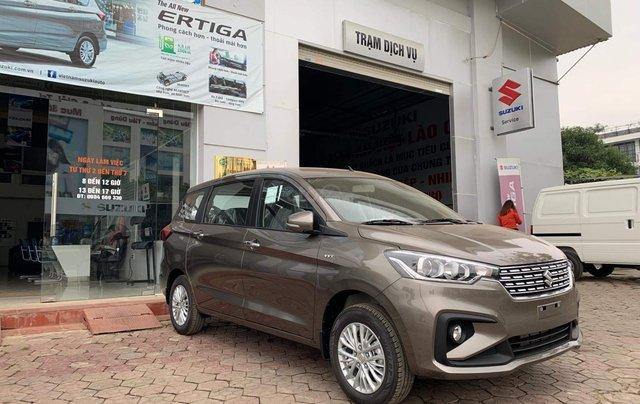 Cần bán xe Suzuki Ertiga GLX năm 2019, xe nhập5