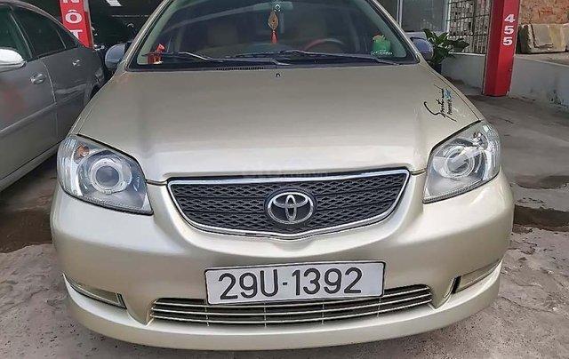 Cần bán xe Toyota Vios 20030