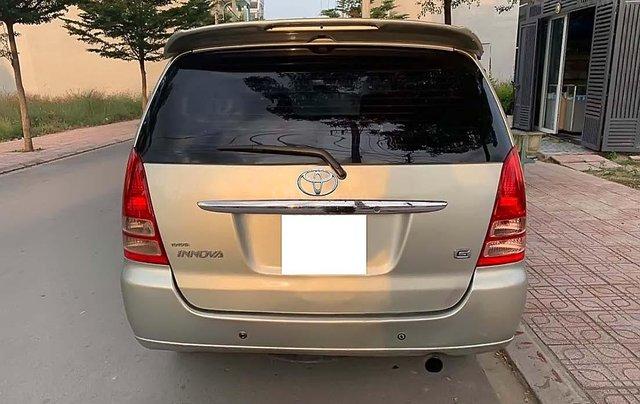 Bán Toyota Innova G đời 2008, màu bạc2