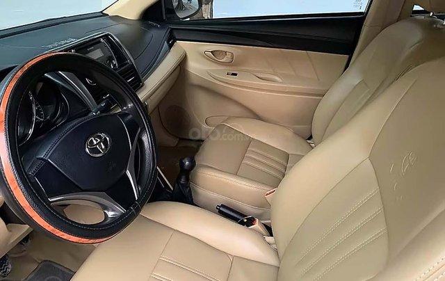 Bán Toyota Vios năm sản xuất 2016 số sàn, giá chỉ 425 triệu1