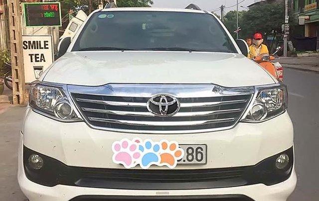 Bán xe cũ Toyota Camry đời 2014, màu trắng0